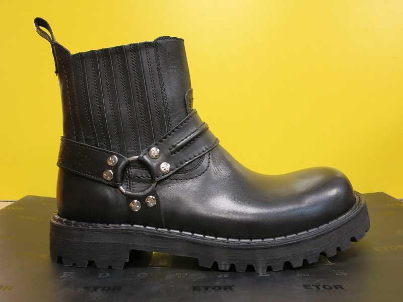 Купить сапоги мужские чопперы Ultras 119000 чёрный за 5990р. на etor ... a46f2b69948